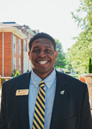 Admission Counselor Wynton Stephens