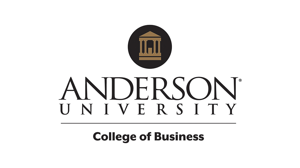 Anderson University College of Business Logo