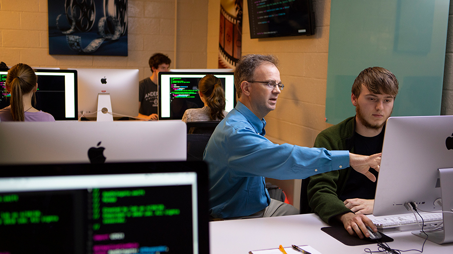 Anderson University Coding and App Development Certificate Program