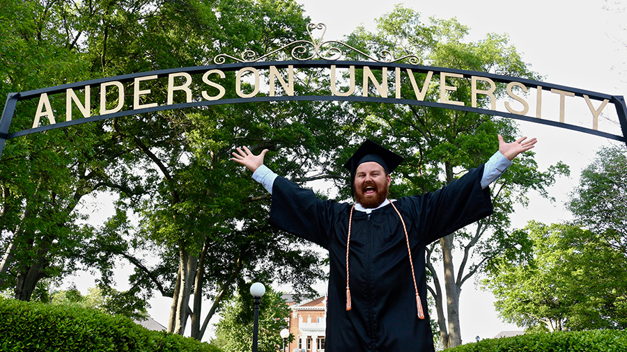 Anderson University Spring Commencement 2019
