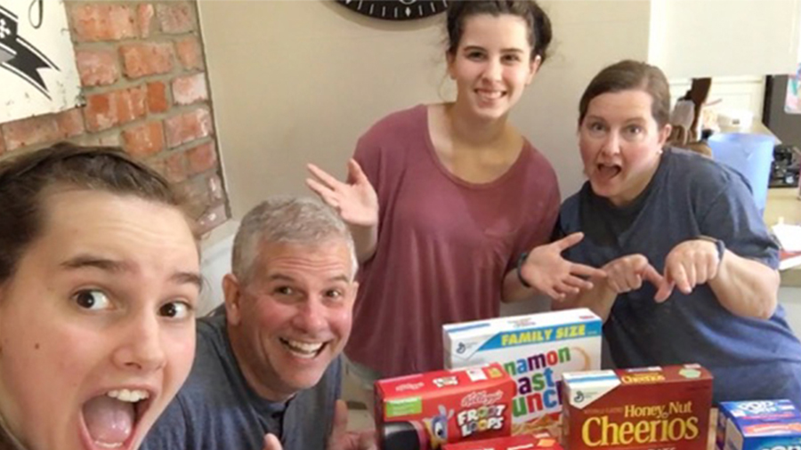 Supply Chain Program Project Supports Missionary Family