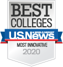 US News & World Report Most Innovative 2020
