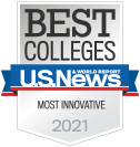 US News & World Report Most Innovative 2021