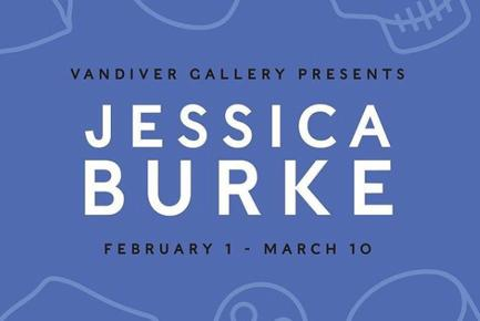 Jessica Burke, Virtual Gallery Talk