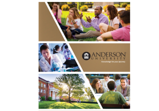 Anderson University Family Guide