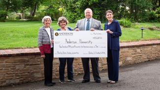 Findley Estate Adds Gift to Endowed Student Scholarship Fund