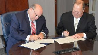 Anderson University Piedmont Tech Bridge Agreement